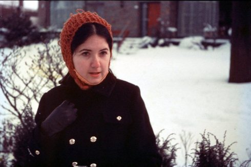 אני בשלג, ברוטרדם, 1968