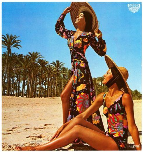 גוטקס על החוף, שנות ה-70