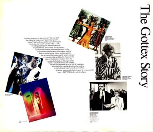 גב' גוטליב מקבלת את פרס המעצבת המצטיינת באיגדו 1982