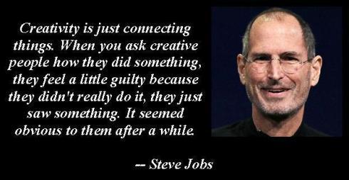 האיש הכי יצירתי בעולם מלמד אותנו משהו חשוב על יצירתיות.
