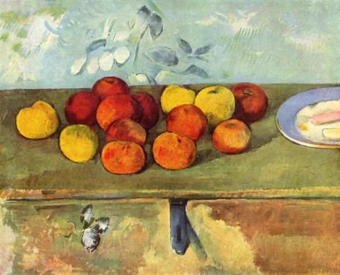 פול סזאן והתפוחים