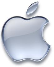 הלוגו הנכחי של אפל