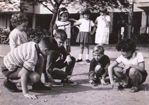 משחקי ג'ולות בשנות השבעים
