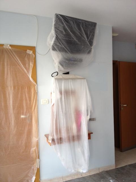 חדר הארונות אטום