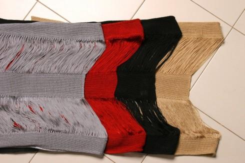 צבעי הקולקציה:זהוב, שחור, אדום, כסוף