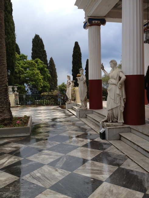 הארמון של אליזבט (סיסי) בדוברובניק