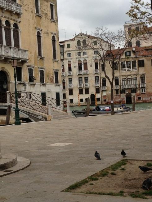 בתי האגדות של ונציה נראים כאילו נלקחו מספר ילדים