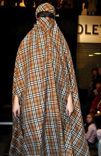 burka berbery