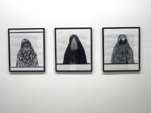 יצירה מתוך התערוכה 'חדר משלהן' מוזיאון פומפידו, 2010. צילום: יעקב רוט