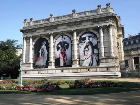 palais Galliera  הארמון שהוקדש לתערוכות אופנה צילום: יעקב רוט