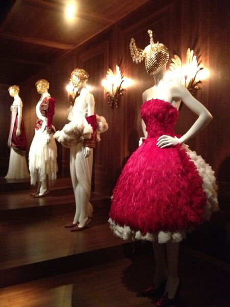 שאבקר בתערוכות אופנה, עיצוב ואמנות בארץ ובחו